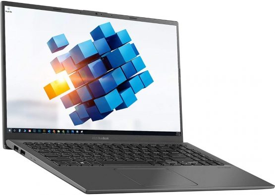 Notebook Asus Vivobook R564JA-UH51T/ 15.6″/ I5-1035G1 (512GB SSD NVME) 12Gb o 20Gb/ Touchscreen/ WIN10 1