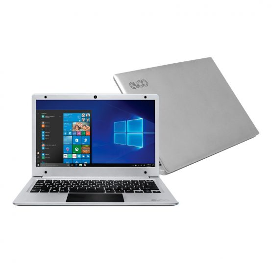 """Notebook Evoo EV-C-116-1-SL/ 11.6""""/ N400/ 3Gb/ 32Gb/ Win10 REFAA 2"""