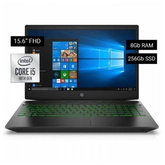 """Notebook Hp Gamer/ 15.6""""/ Core i5/ 8Gb/ 256Gb / Win 10 1"""