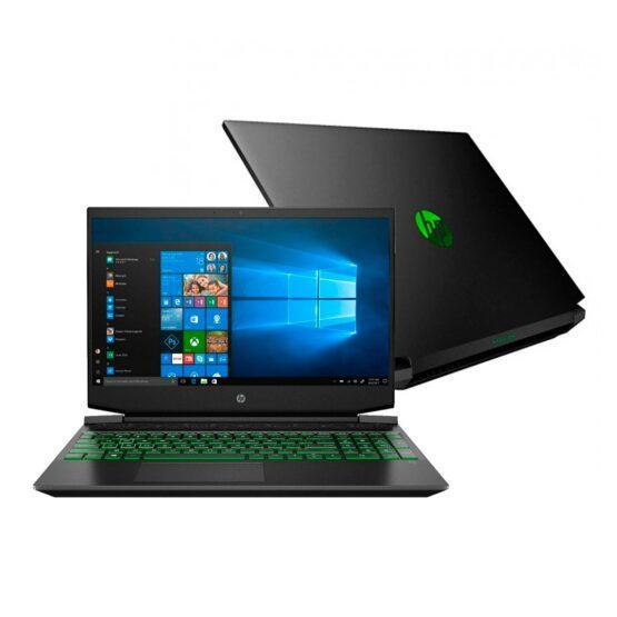 "Notebook Hp Gaming Pavilion/ 15,6""/ Ryzen 7/ 8Gb/ 512Gb/ Win10 REFAA 2"