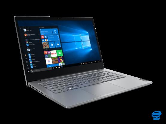 Notebook Lenovo Thinkbook 14-IML I510210U / 8GB / 512GB / W10P / 1YC 1