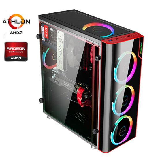 PC Marvo NextGen-1002 /AMD / 500GB / 8GB 1