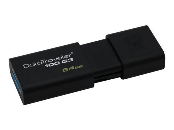 Pendrive Kingston DataTraveler 100 G3 64 GB 5