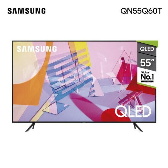 "Televisor Samsung QLED Smart TV 55"" UHD 4K 2"