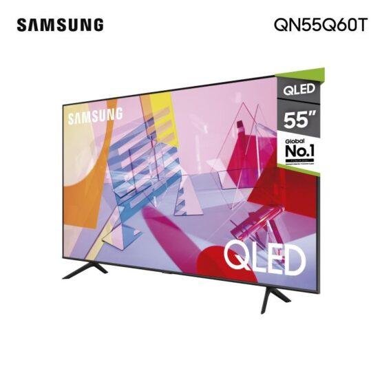 "Televisor Samsung QLED Smart TV 55"" UHD 4K 3"