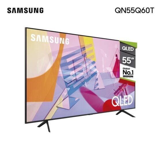 "Televisor Samsung QLED Smart TV 55"" UHD 4K 4"