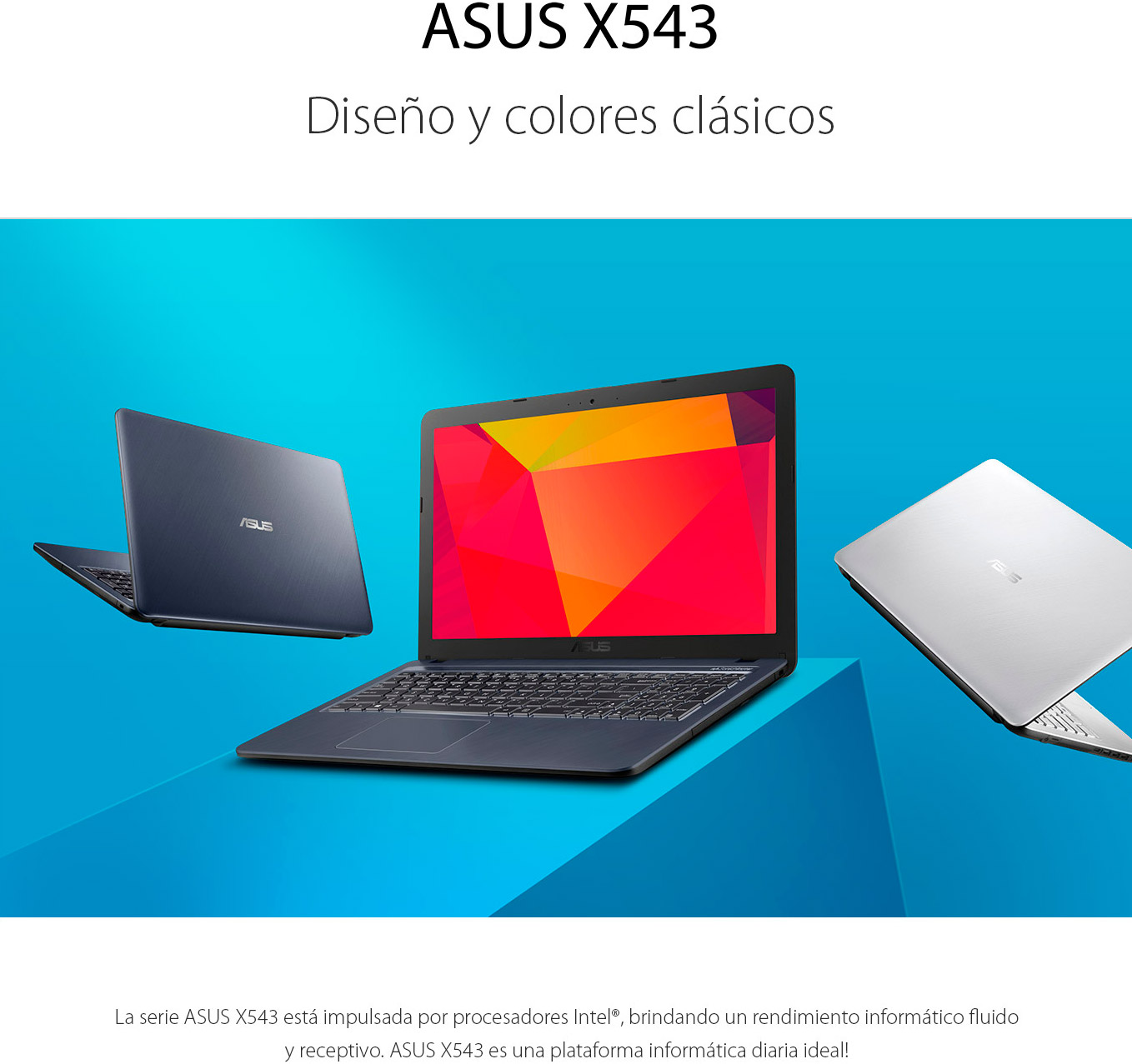 """Notebook Asus 15,6"""" / Core I3 / 4GB / 1TB / Endless 13"""