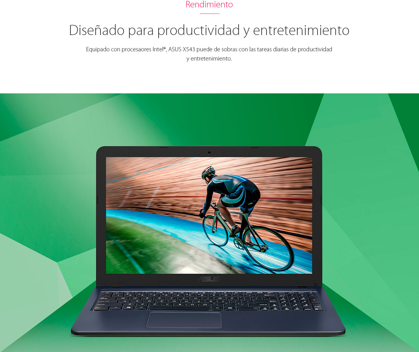 """Notebook Asus 15,6"""" / Core I3 / 4GB / 1TB / Endless 15"""