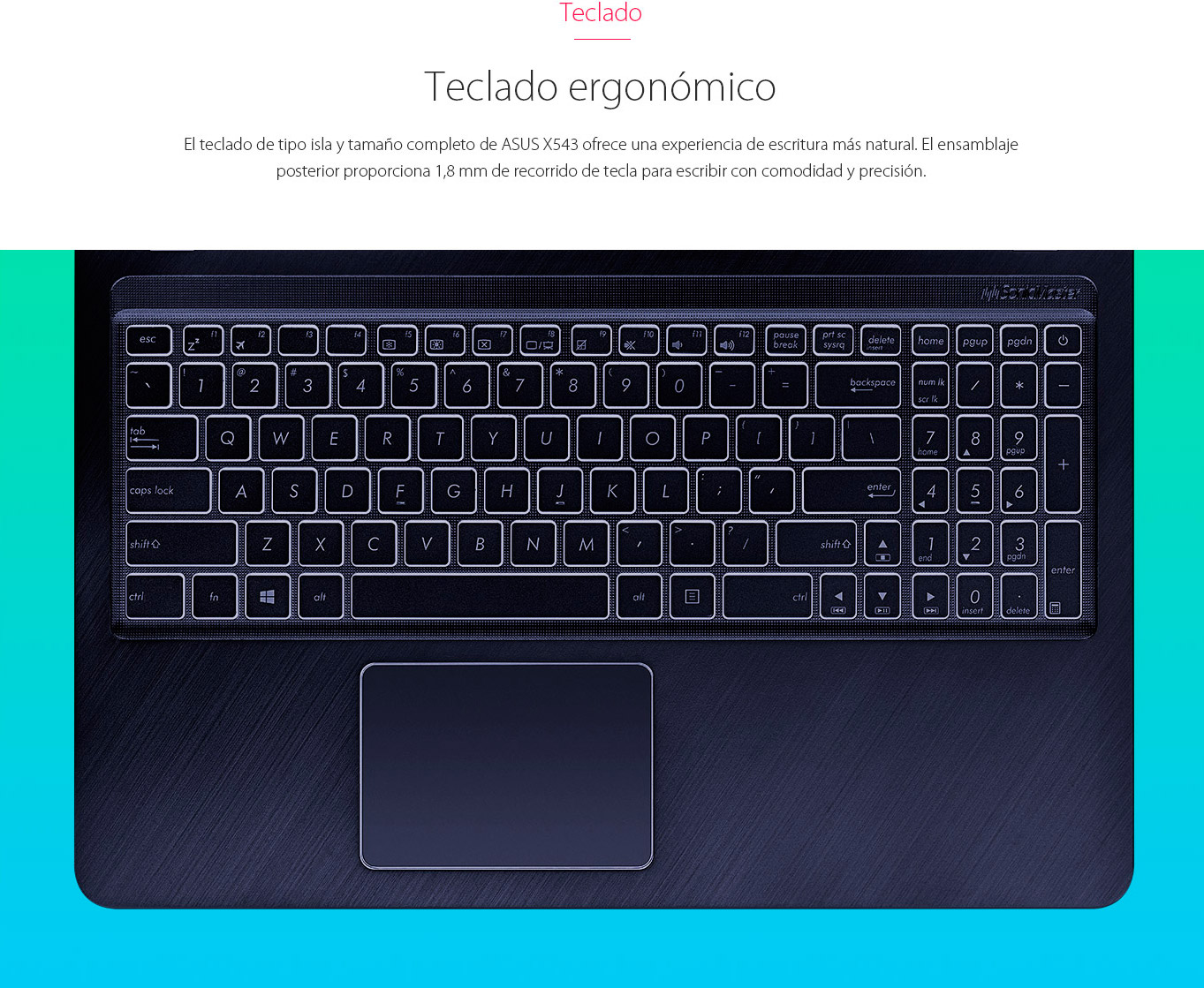 """Notebook Asus 15,6"""" / Core I3 / 4GB / 1TB / Endless 19"""
