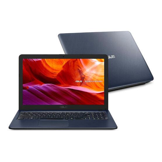 "Notebook Asus 15,6"" N4020 / 4GB / 1TB / Win10 1"
