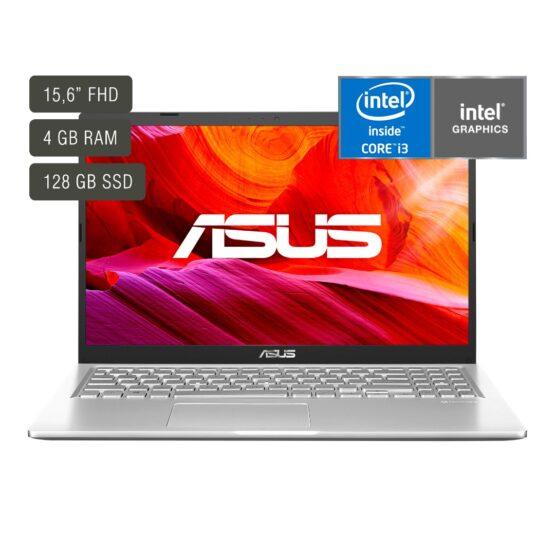 "Notebook Asus X515/ 15,6""/ Core I3/ 4Gb/ 128Gb/ Win10 1"