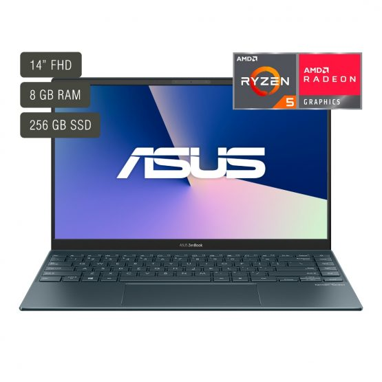 "Notebook Asus UM425/ 14"" / Ryzen 5/ 8Gb /256Gb /Win10 1"