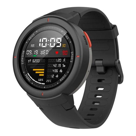 Reloj Inteligente Amazfit Verge Ip68 Wifi Bt GPS 1