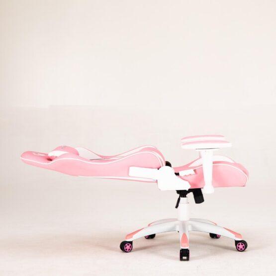 Silla Gamer Meetion Pink + White MT-CHR16 2