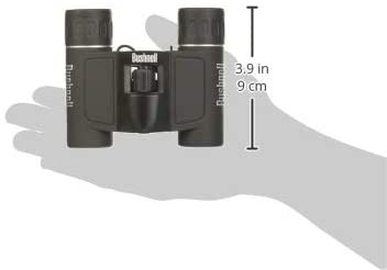 Binoculares Bushnell Powerview 10x32 mm Negro Porro 3