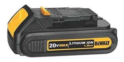 Bateria Dewalt Litio 1.5AH 20V. P/DCD780/85/771/776 1