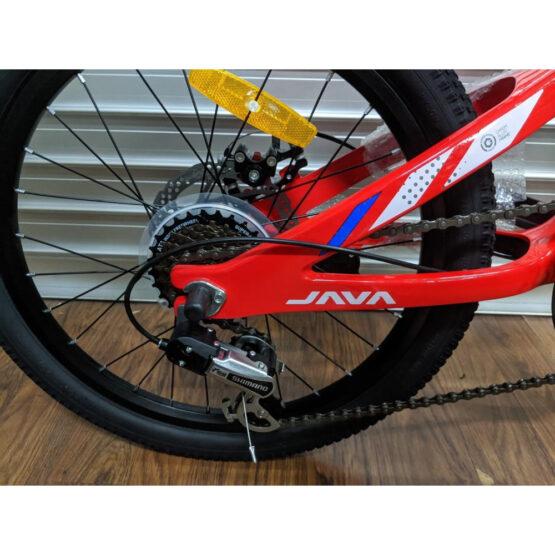 Bicicleta Java Vertigo Niño Aluminio 7V Talle 20 2