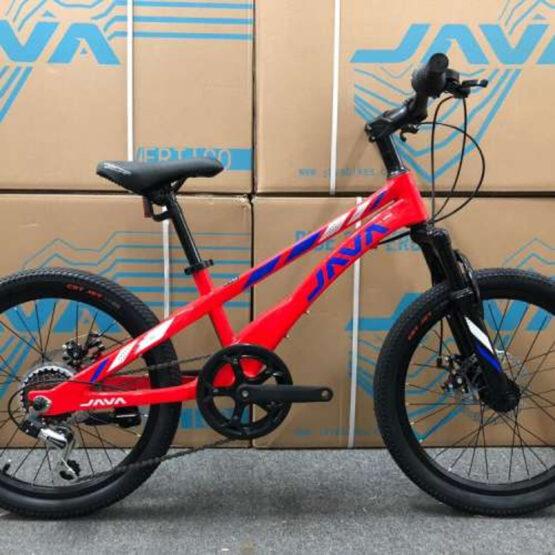 Bicicleta Java Vertigo Niño Aluminio 7V Talle 20 3
