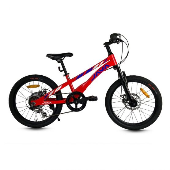 Bicicleta Java Vertigo Niño Aluminio 7V Talle 20 1