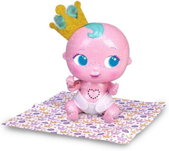 The Bellies Blinky Queen Muñeco Interactivo 1