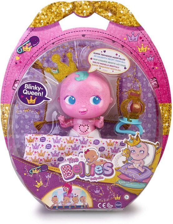 The Bellies Blinky Queen Muñeco Interactivo 3