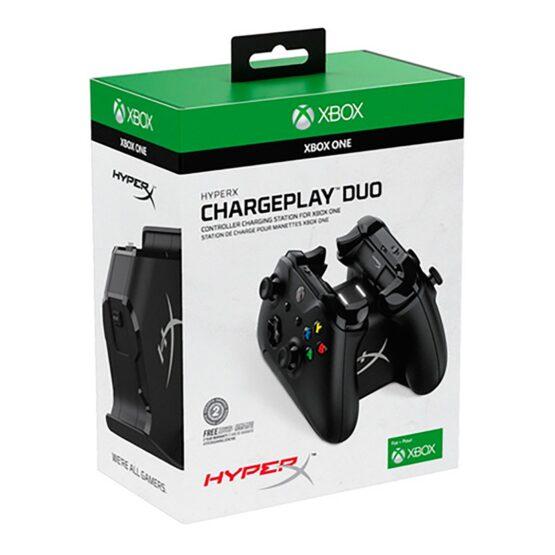 Estacion de Carga Hyperx para Gamepads Xbox One Chargeplay Duo HX-CPDUX-A 5