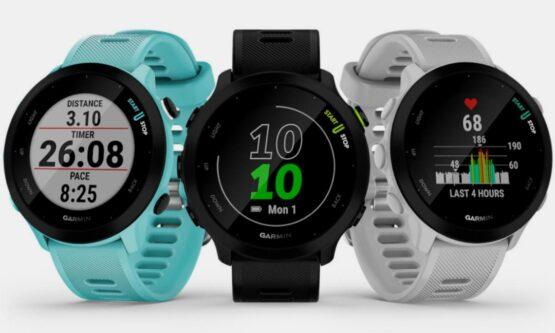 Reloj Inteligente Garmin Forerunner 55 con GPS 1