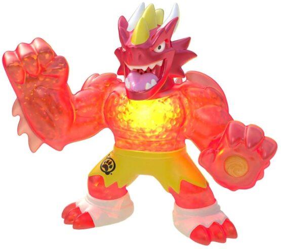 Goo Jit Zu Dragon Blazagon de Lujo Luz y Sonidos 1