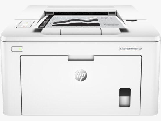 Impresora HP LaserJet Pro M203dw 4
