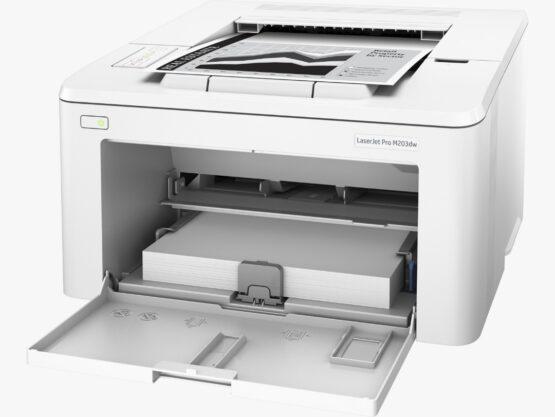 Impresora HP LaserJet Pro M203dw 3