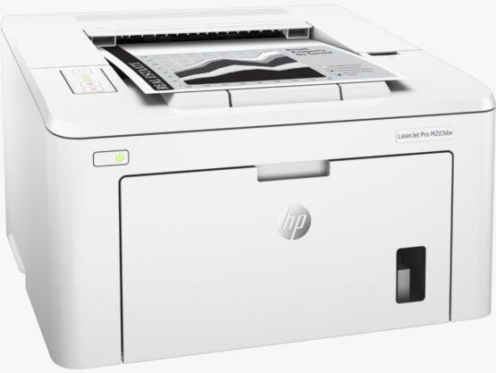 Impresora HP LaserJet Pro M203dw 1