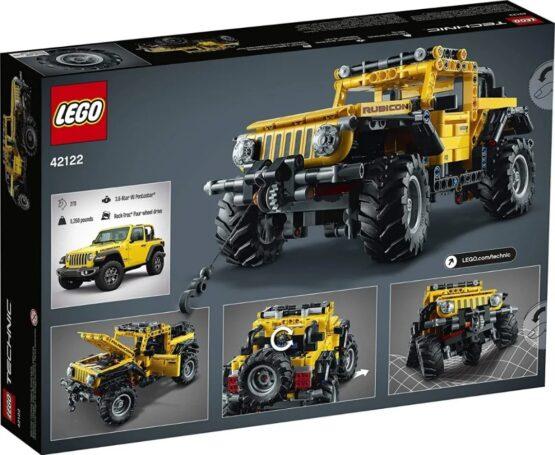 Lego Technic Jeep Wrangler 2