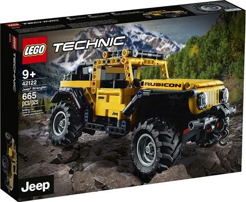 Lego Technic Jeep Wrangler 3