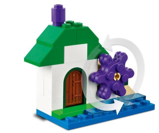 Juego Lego Classic Creative Brick Box 1200 Piezas 4