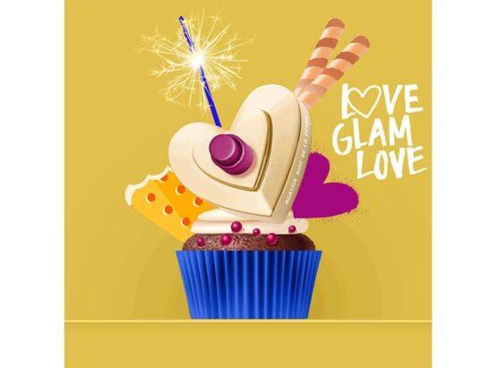 Agua de colonia Agatha Ruiz de la Prada Love Glam Love 3