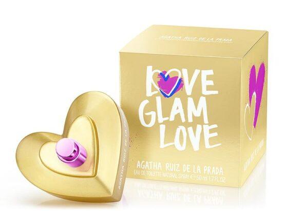 Agua de colonia Agatha Ruiz de la Prada Love Glam Love 1