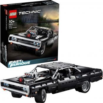 Lego Technic Dom's Dodge Charger Rapidos y Furiosos 1