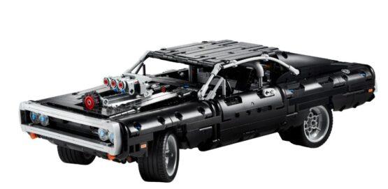 Lego Technic Dom's Dodge Charger Rapidos y Furiosos 2