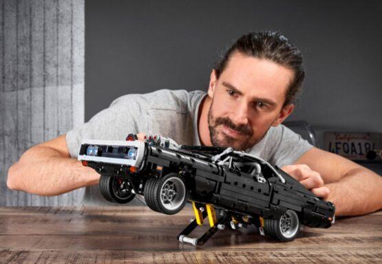 Lego Technic Dom's Dodge Charger Rapidos y Furiosos 5