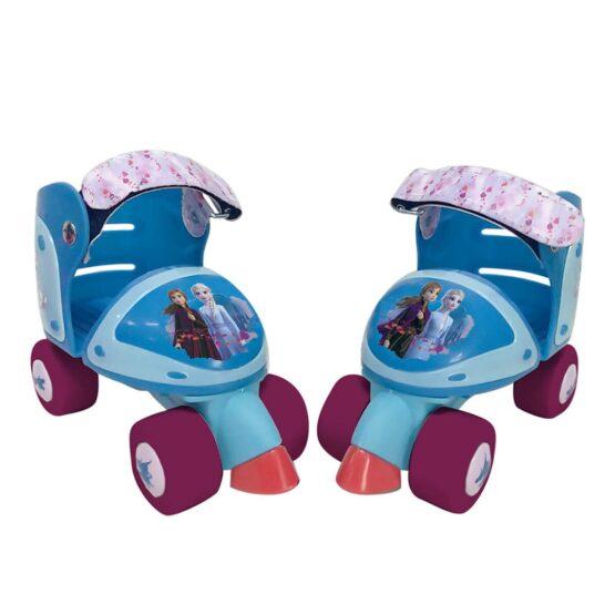 Mini Combo de Patinaje Frozen II (talle del 26 al 29) Ajustables 2