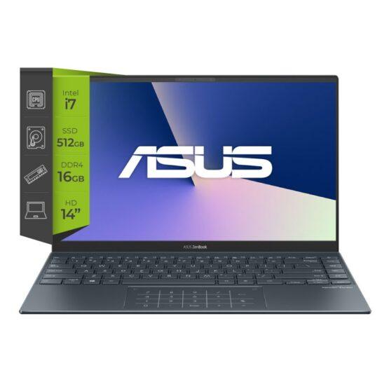 """Notebook Asus Zenbook SPA UX425EA-BM024/ 14""""/ I7/ 512Gb/ 16Gb/ Win10 1"""