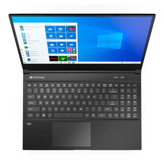 Notebook Gaming Gateway 15,6 Ryzen 5 8gb 256gb Gtx1650 2