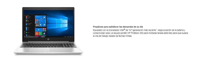 "Notebook HP 8ZN63LT#ABM / 15.6"" / I7 / 8GB / 1TB / Win10 Pro 6"