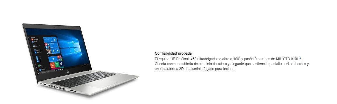 "Notebook HP 8ZN63LT#ABM / 15.6"" / I7 / 8GB / 1TB / Win10 Pro 8"