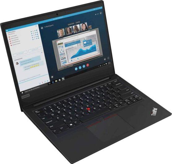 "Notebook Lenovo ThinkPad E495/ 14""/ AMD Ryzen 5 3500U/ 256Gb/ 8Gb/ WIN10 Pro 1"