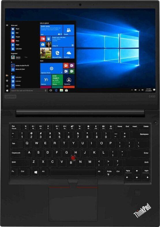 "Notebook Lenovo ThinkPad E495/ 14""/ AMD Ryzen 5 3500U/ 256Gb/ 8Gb/ WIN10 Pro 4"