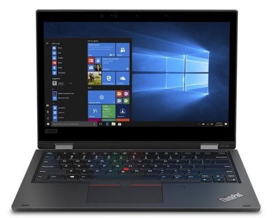 "Notebook Lenovo ThinkPad L390 YOGA / 13,3""/ Core i5-8265U/ 256Gb / 8Gb / Touchscreen/ WIN10 Pro 1"