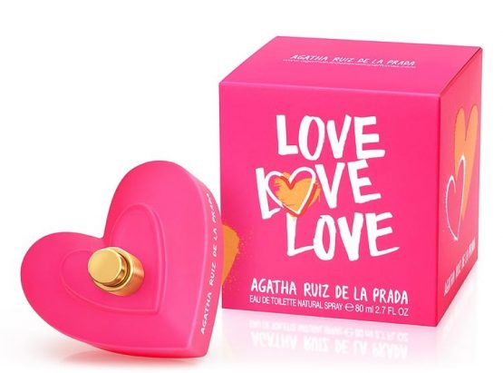 Perfume Mujer Agatha Ruiz de la Prada Love Love Love 1