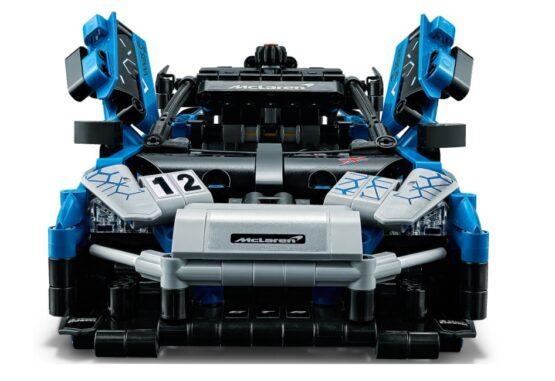Set Lego Technic McLaren Senna GTR 4