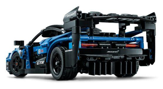 Set Lego Technic McLaren Senna GTR 5